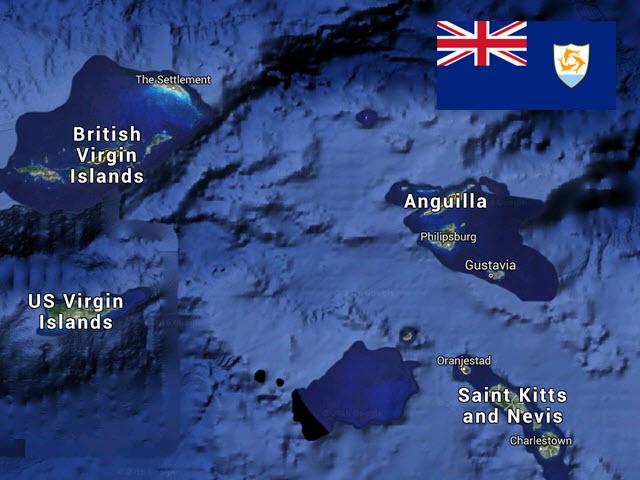 AnguillaMapFlag
