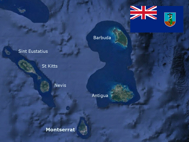 MontserratMapFlag